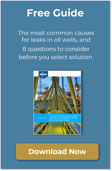 The most common causes for leaks in oil wells_TOFU
